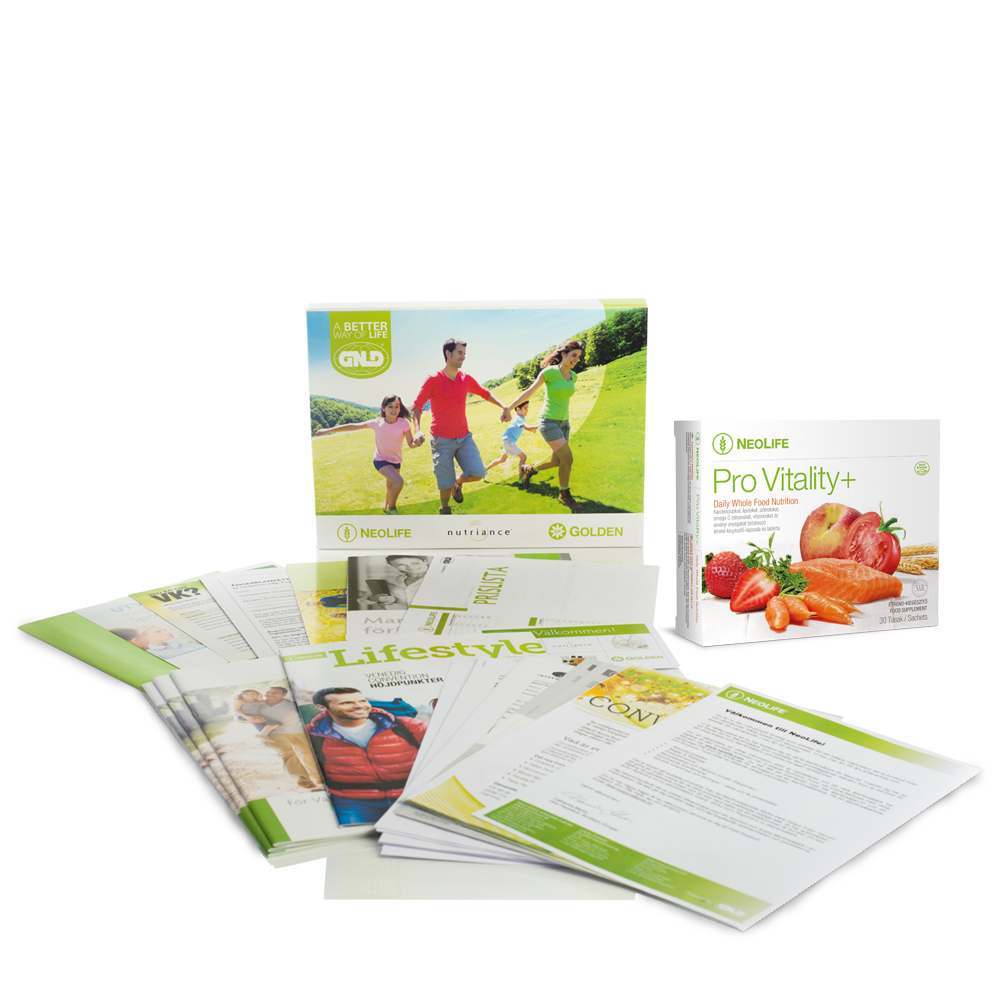 ProVitality Starter Kit with ProVitality+ incl. 12 months registration