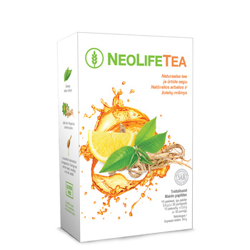NeoLifeTea, Energizing Tea