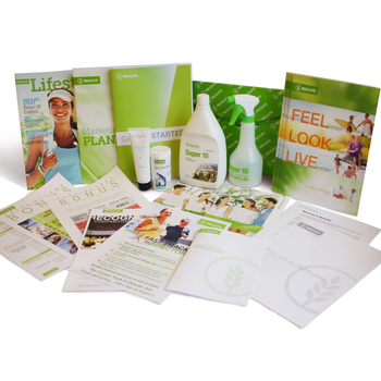 Premium Starter Kit with products incl. 12 months registration